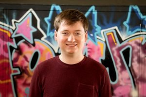 Chris Bloomfield - Senior Youth Worker and Volunteer and Activity Co-ordinator