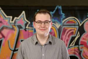 Jonny Stansfield - Senior Youth Worker and 16-25 Project Co-ordinator