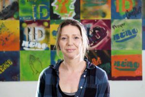 Julie Arrowsmith - Youth Manager