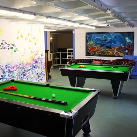 Games Room for Hire